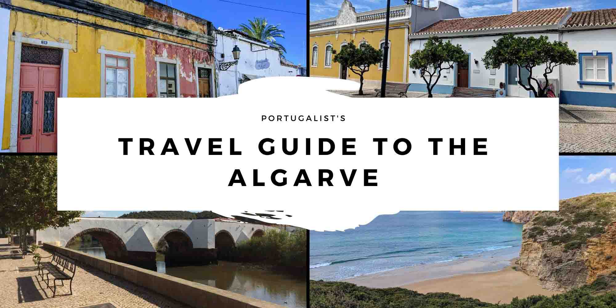 Algarve travel Guide Header