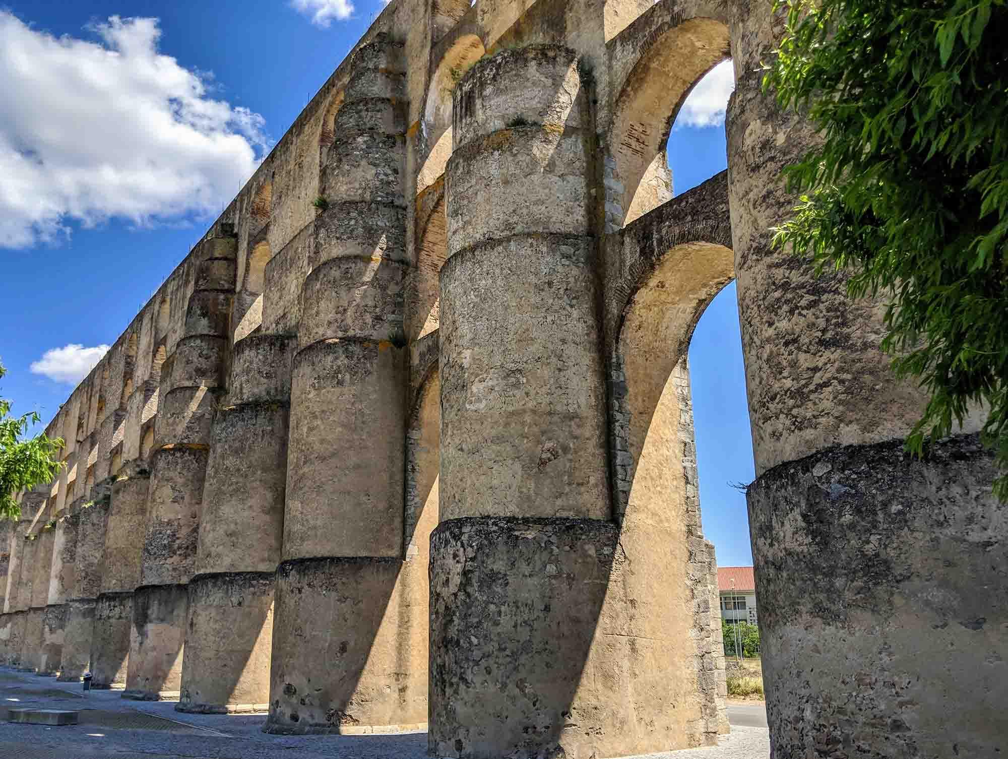 Amoreira Aqueduct elvas