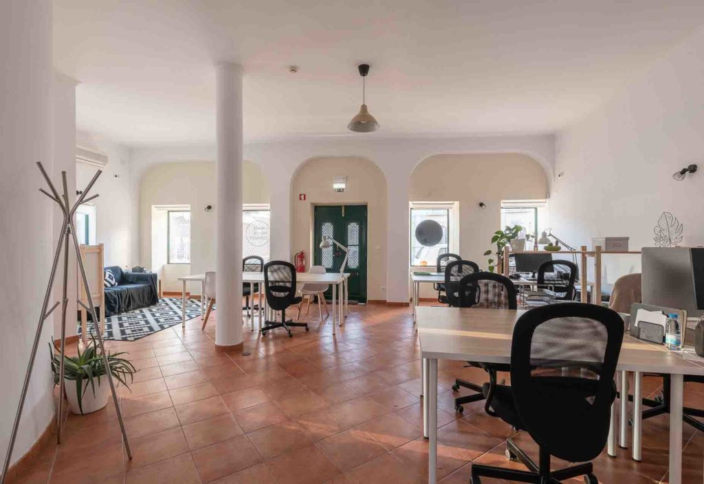 Atelier coworking space