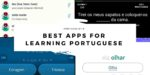 Best apps for learning Portuguese header