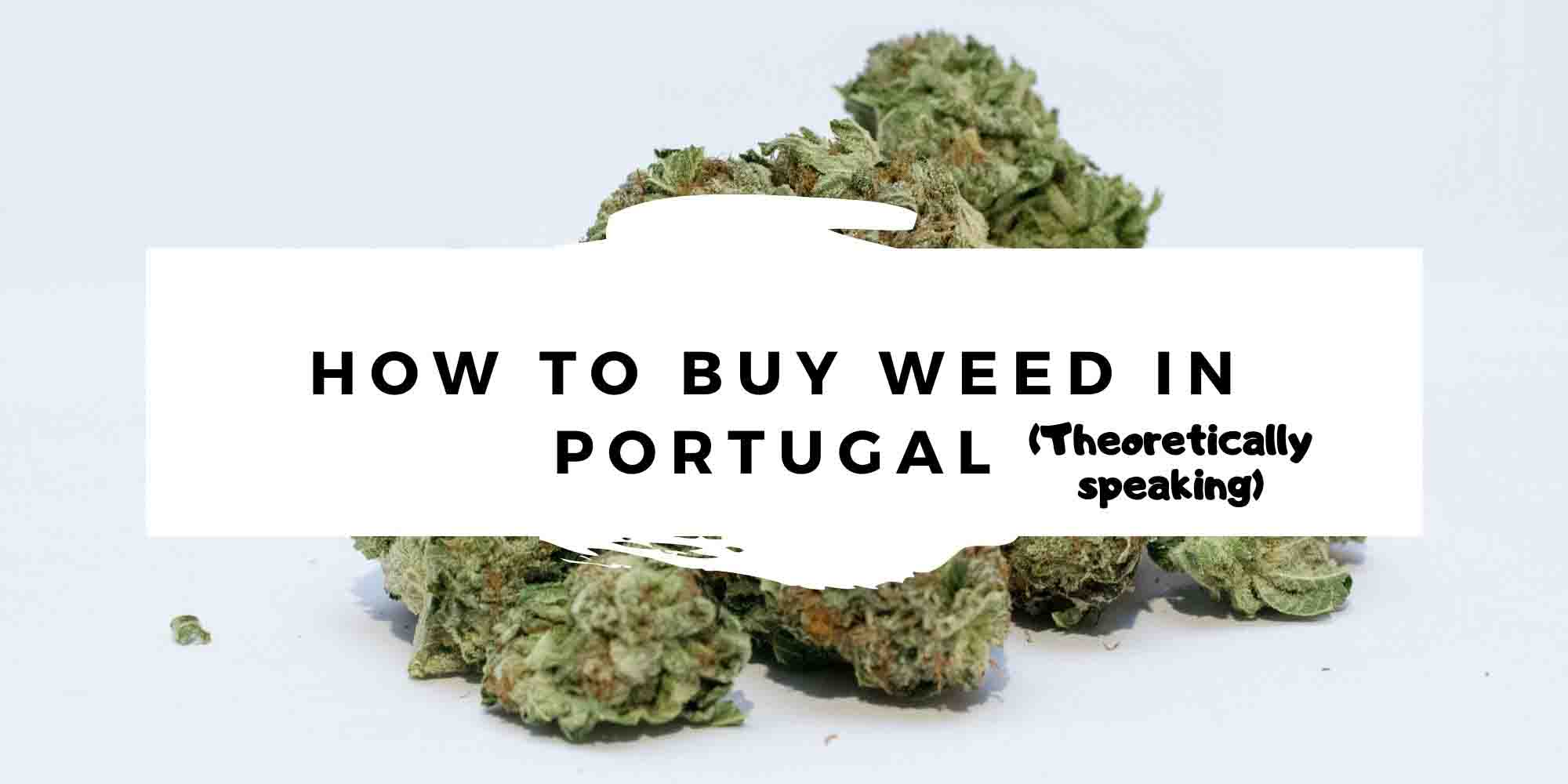 Buying Weed Portugal Header