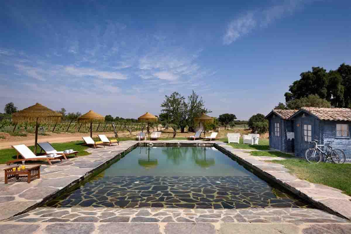 Casa do Governador swimming pool