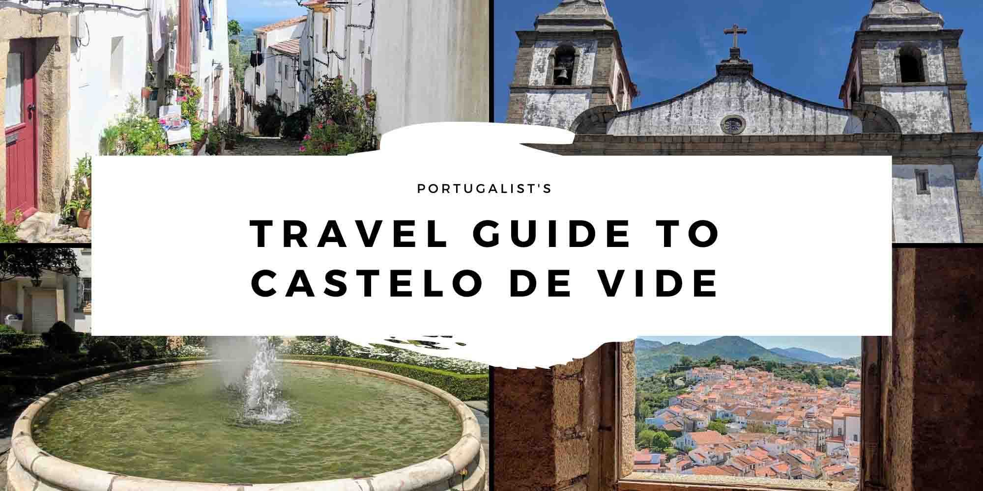 Castelo de Vide Guide header