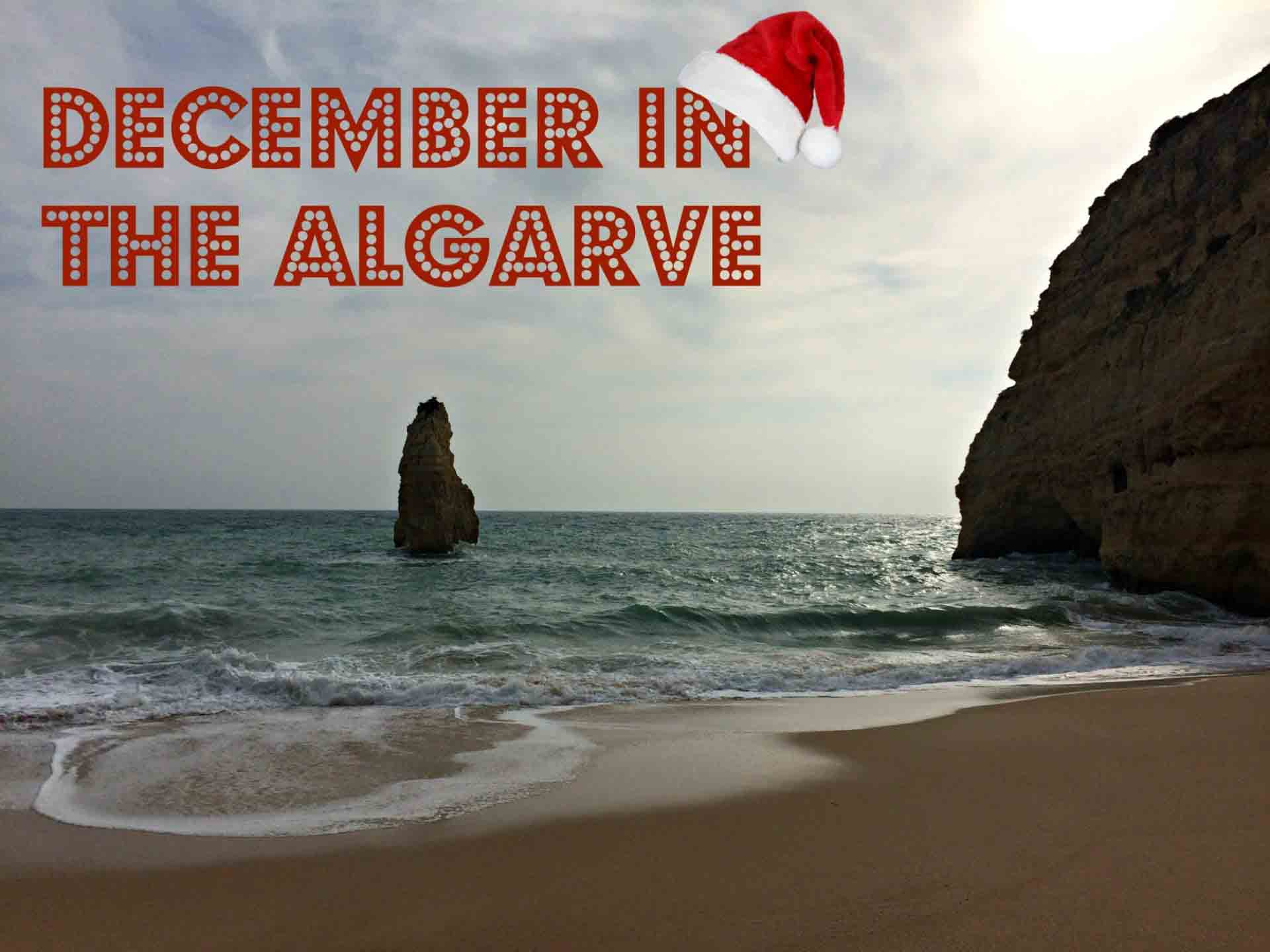 Visiting Algarve December