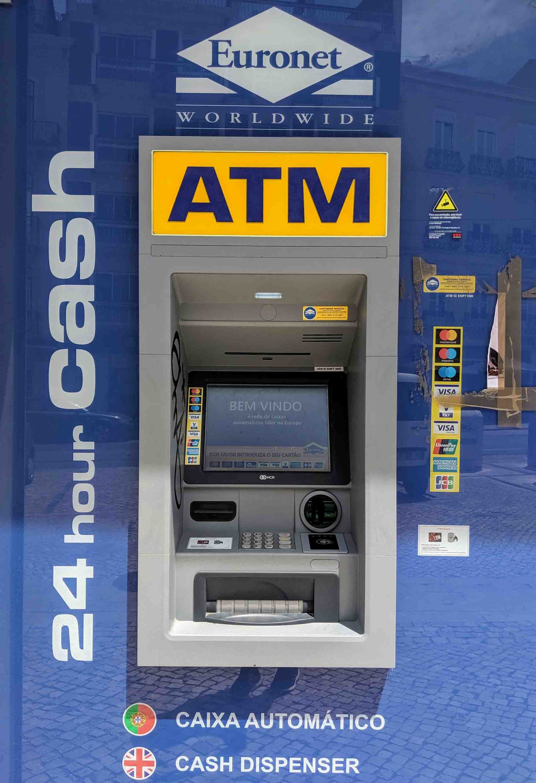 Euronet ATMs