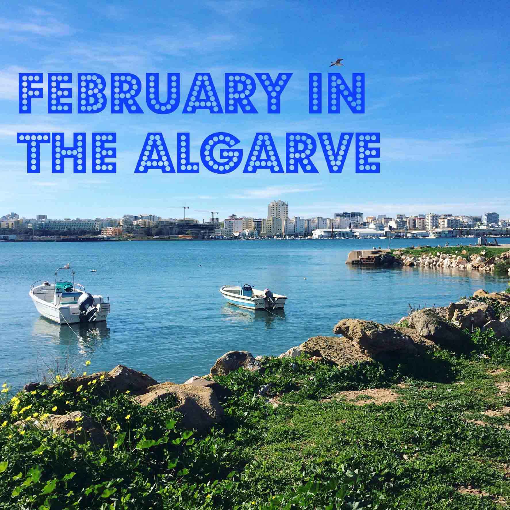 Algarve in February