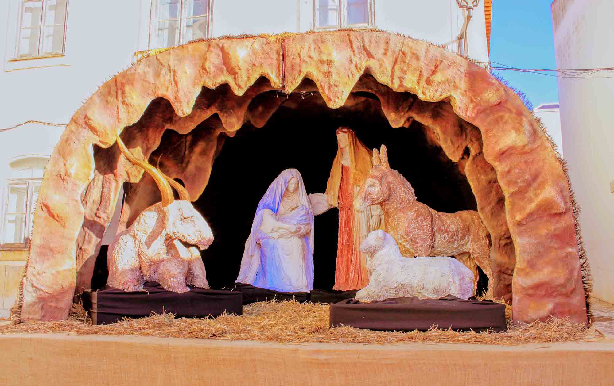 Guia Nativity Scene