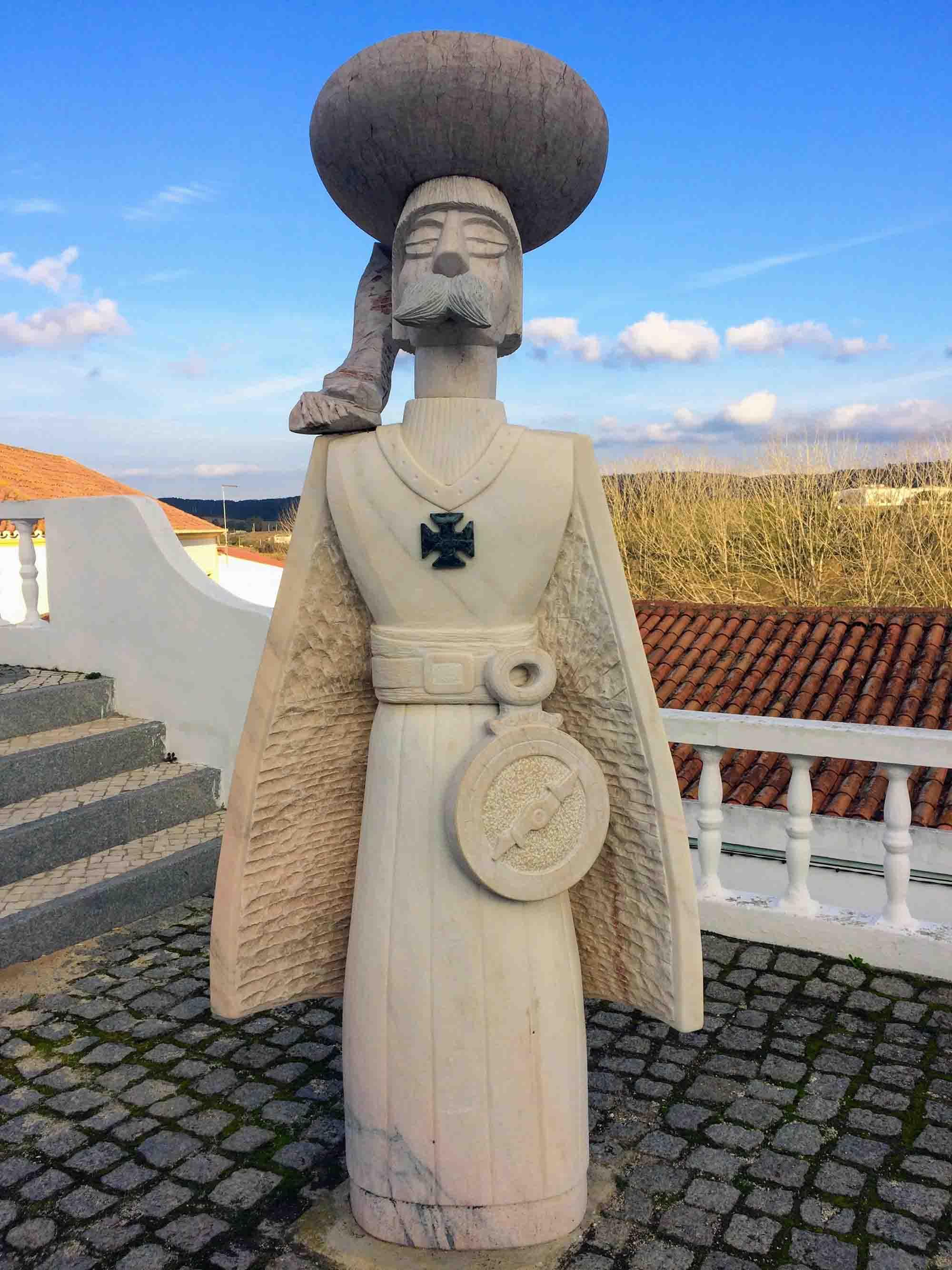 Henry Navigator Statue Aljezur
