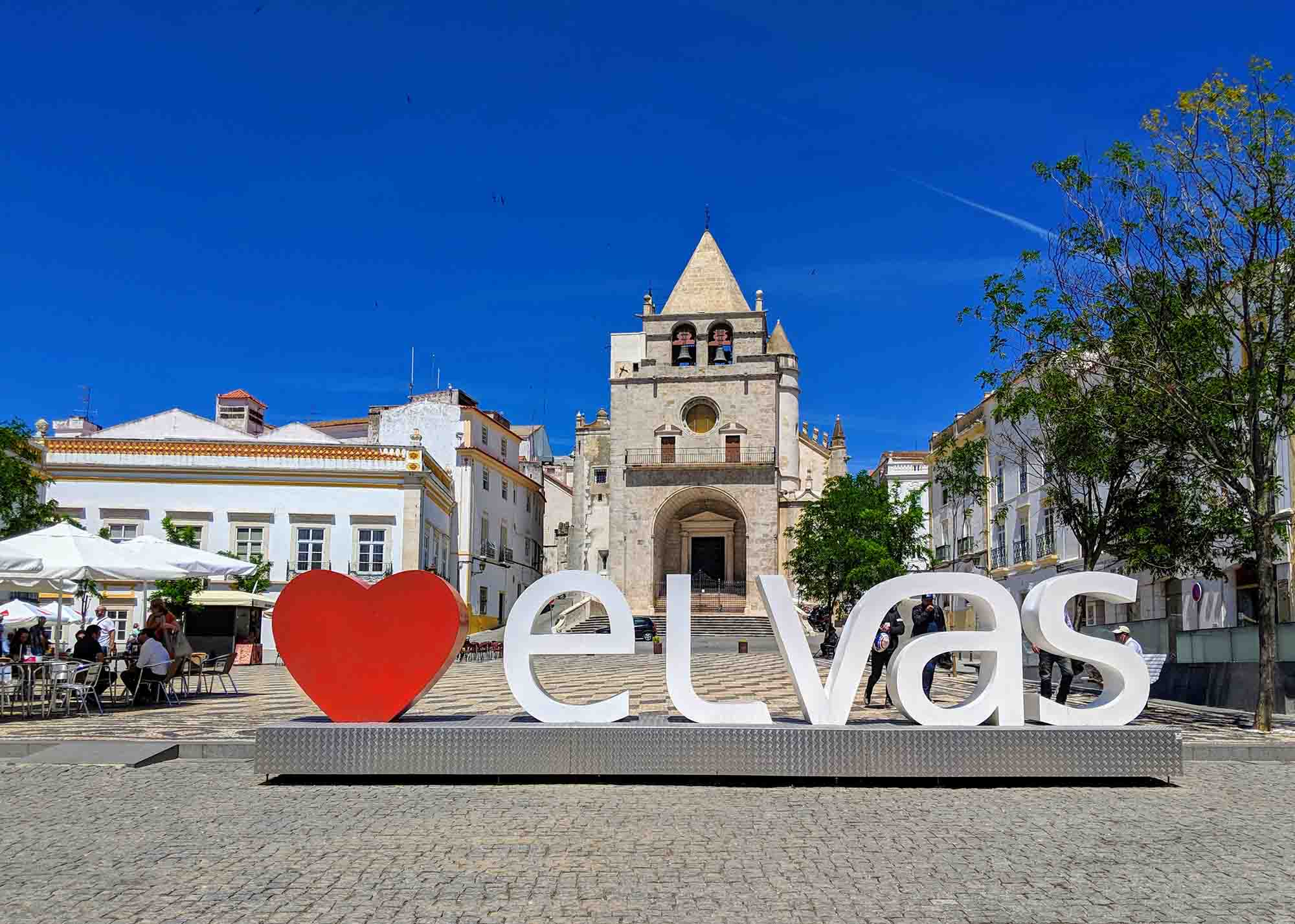 I love Elvas