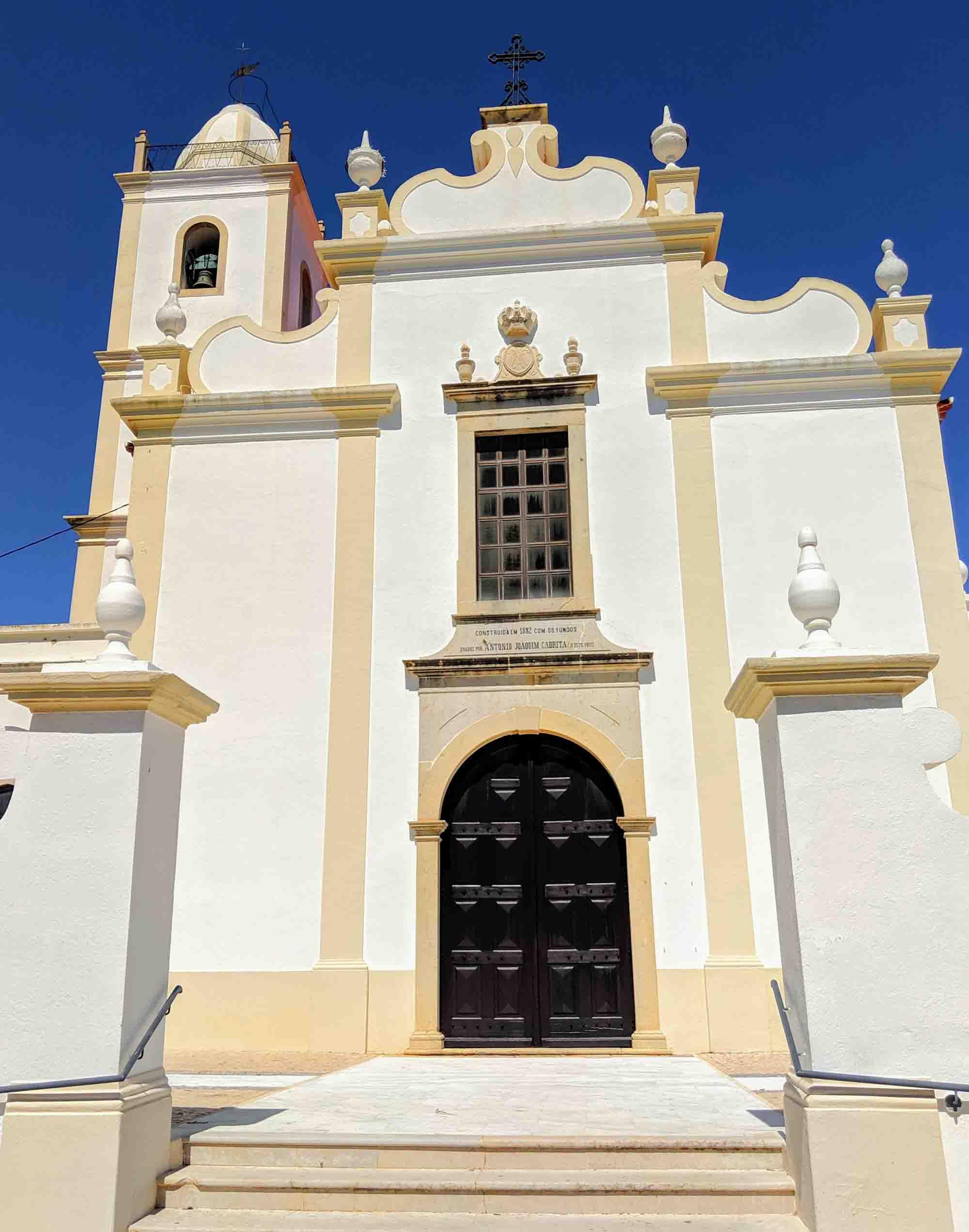 Igreja Matriz de Porches