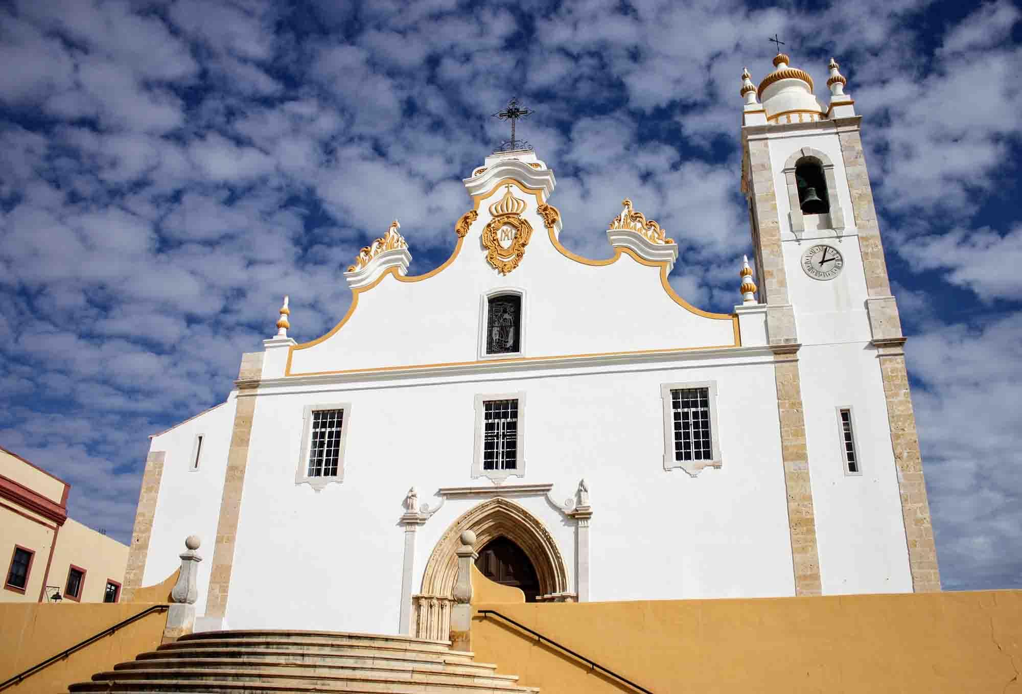 Igreja Matriz de Portimao