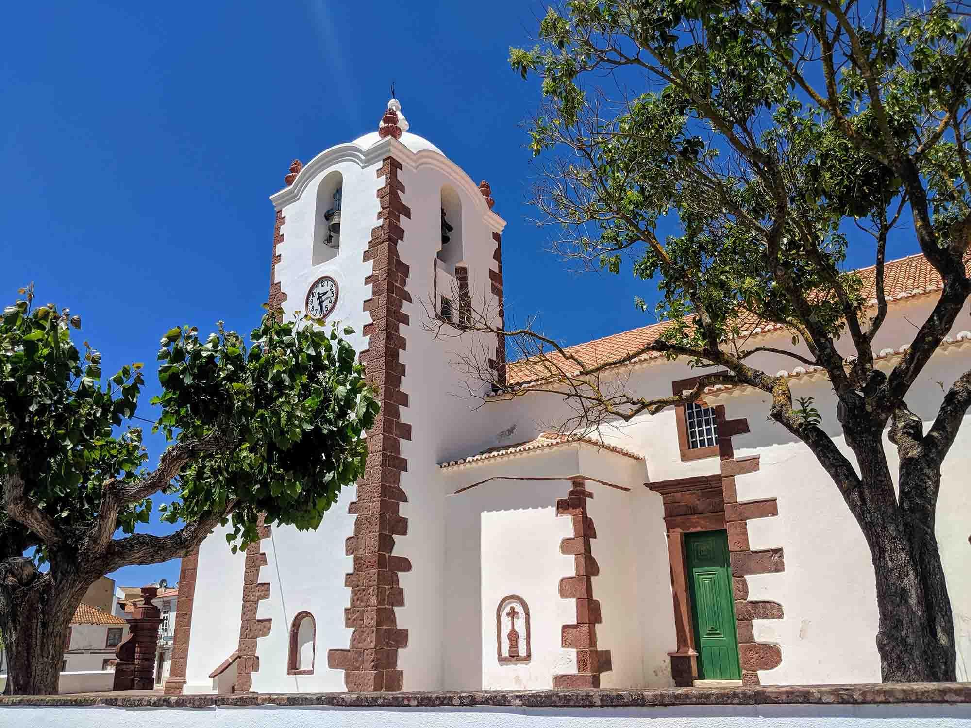 Igreja de Sao Bartolomeu de Messines