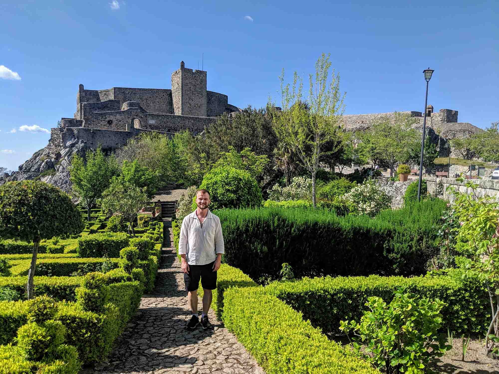 James in Marvao