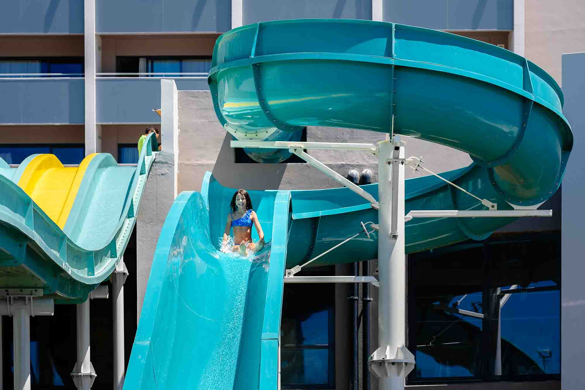 Jupiter Albufeira Waterslide