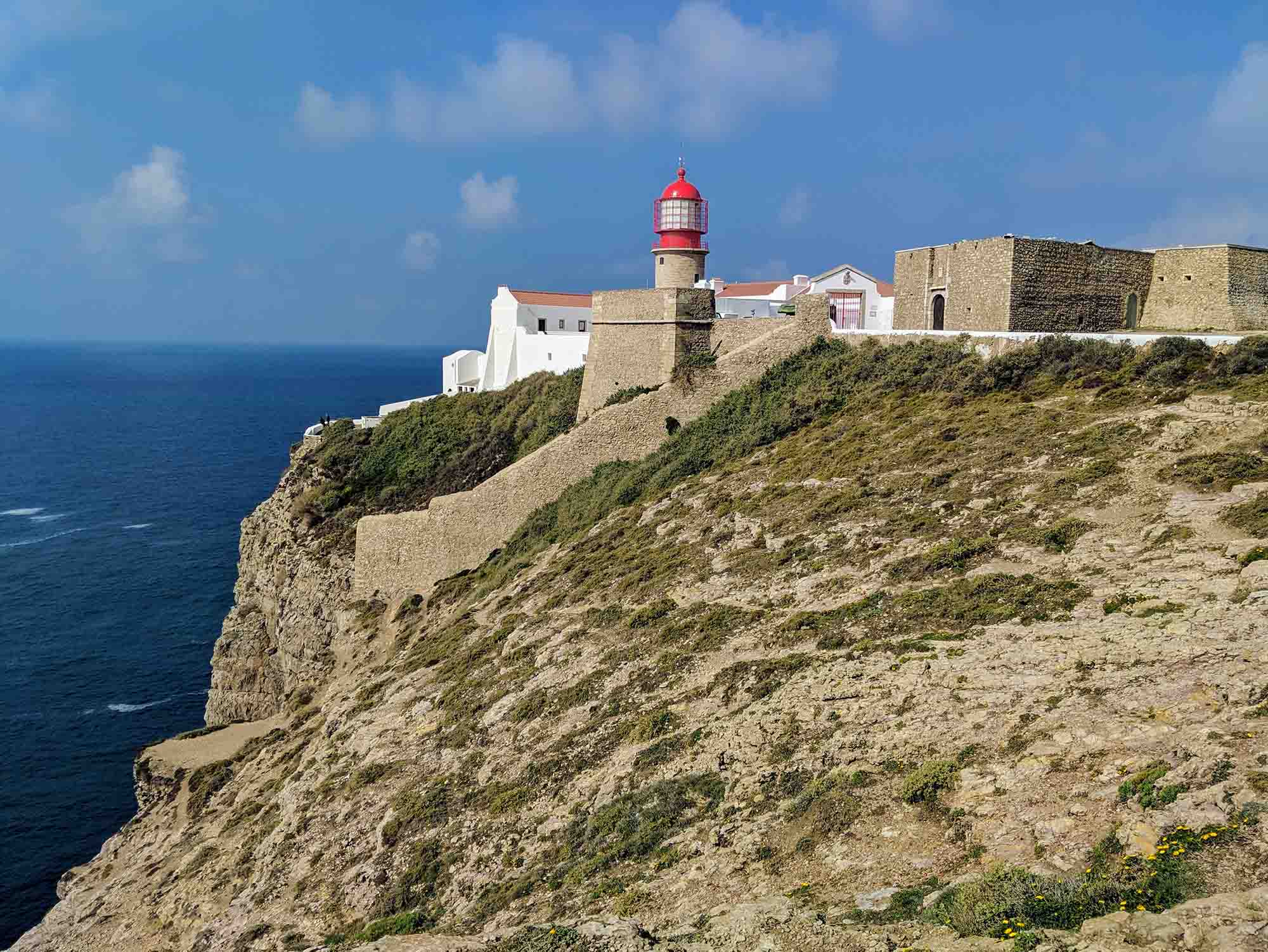 Lighthouse of Cabo de Sao Vicente