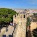 Visiting Castelo de São Jorge (Lisbon Castle)