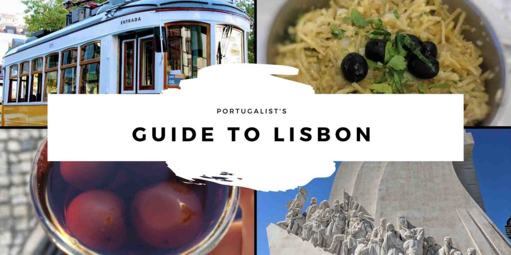 Lisbon Travel Guide header