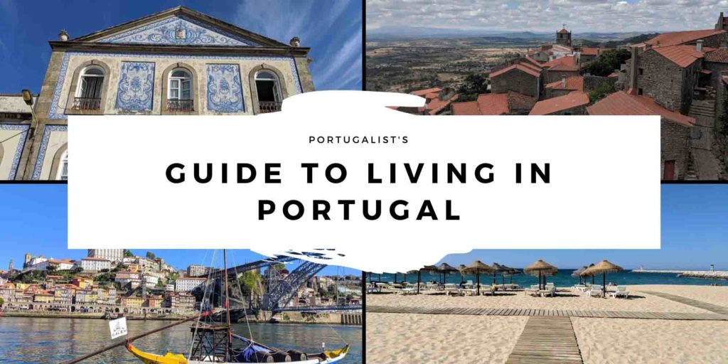 Living in Portugal Header