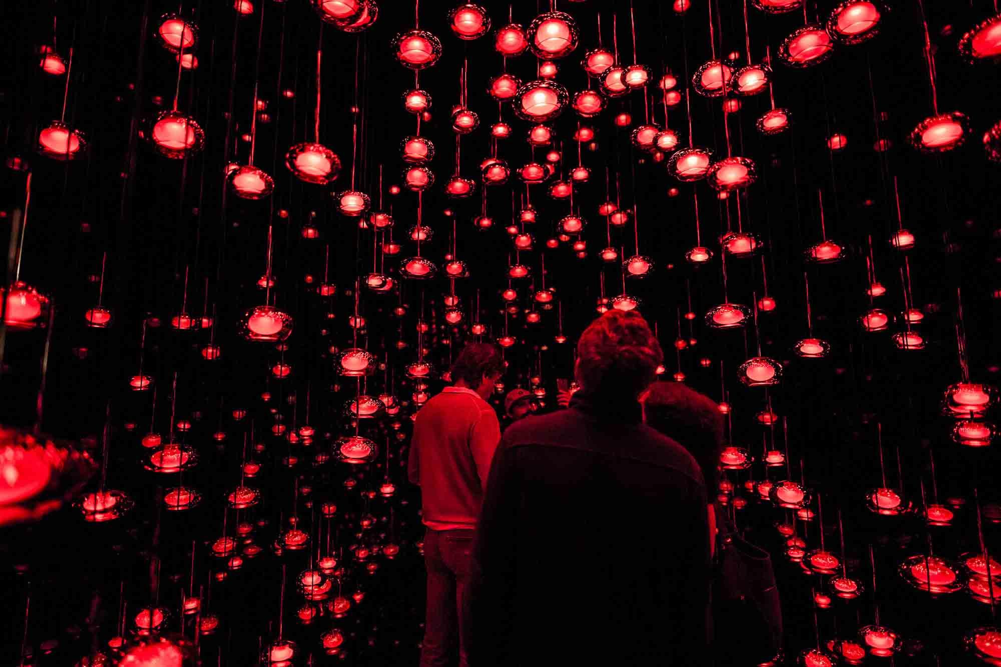 Luza Festival, Art Exhibition