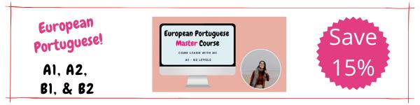 Mia european Portuguese discount