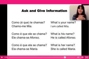 Reviews: European Portuguese Master Course by Mia Esmeriz