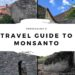 Monsanto: the Most Portuguese Village in Portugal?