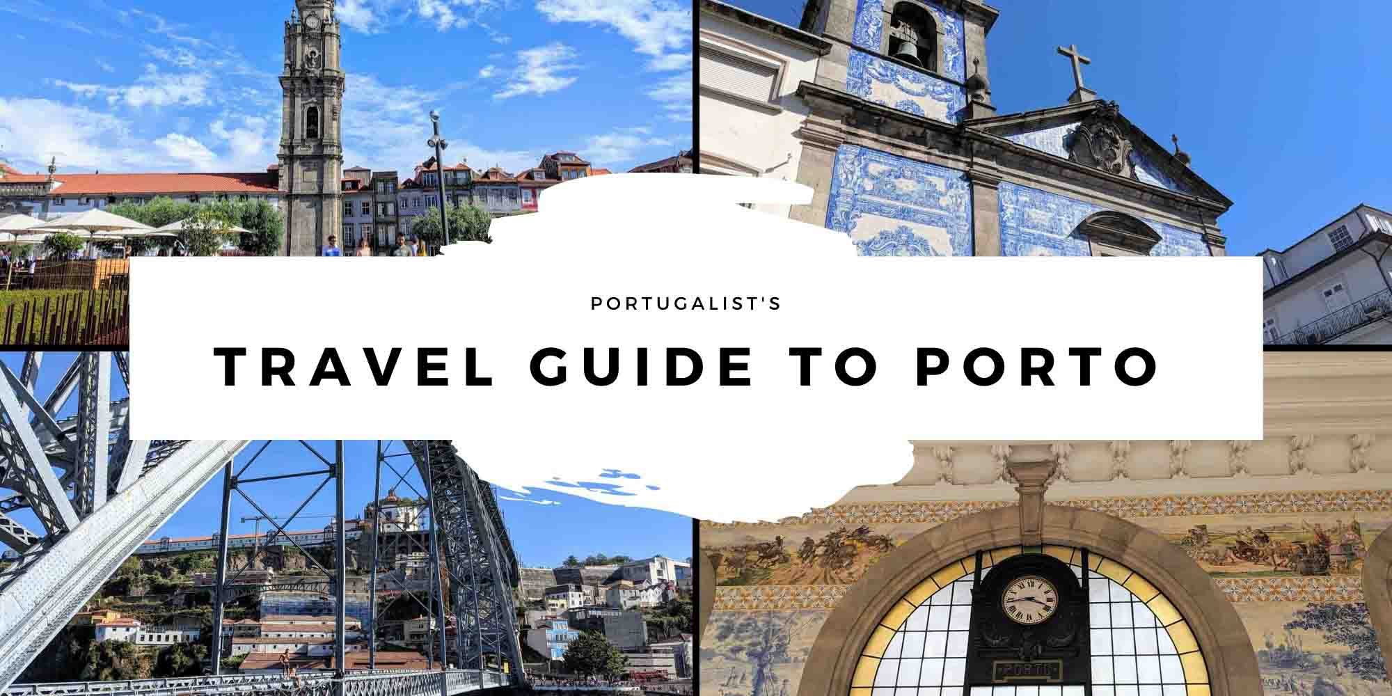 Porto Guide Header