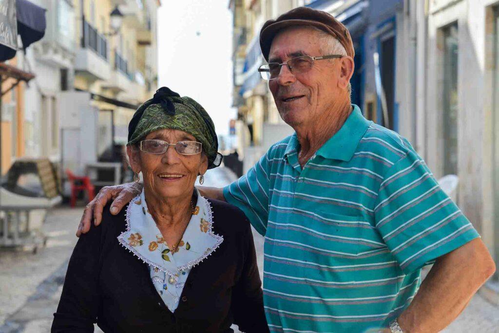 Portuguese older people