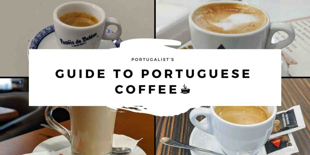 Portuguese coffee guide header