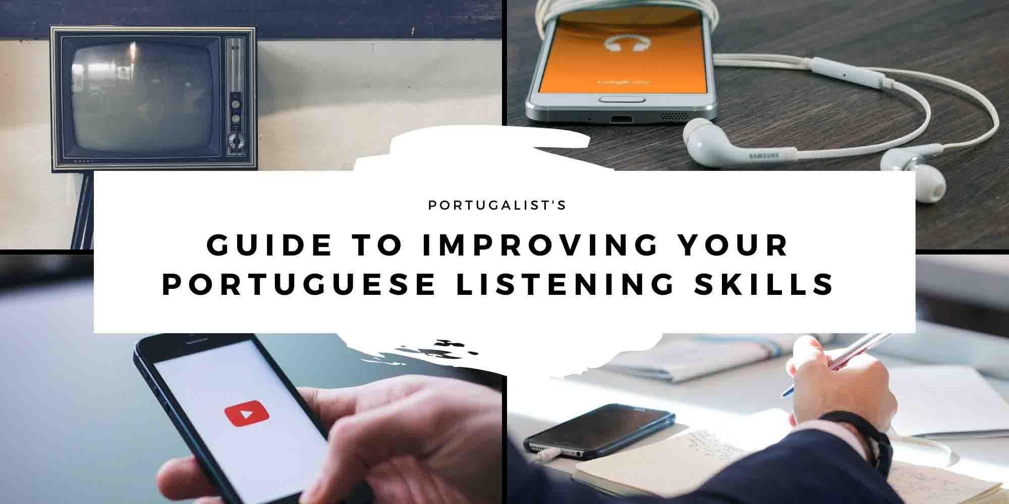 Practicing Listening header