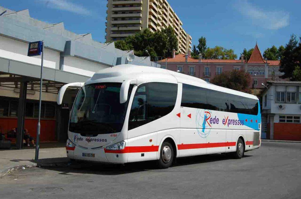 Rede Expressos Bus Lisbon