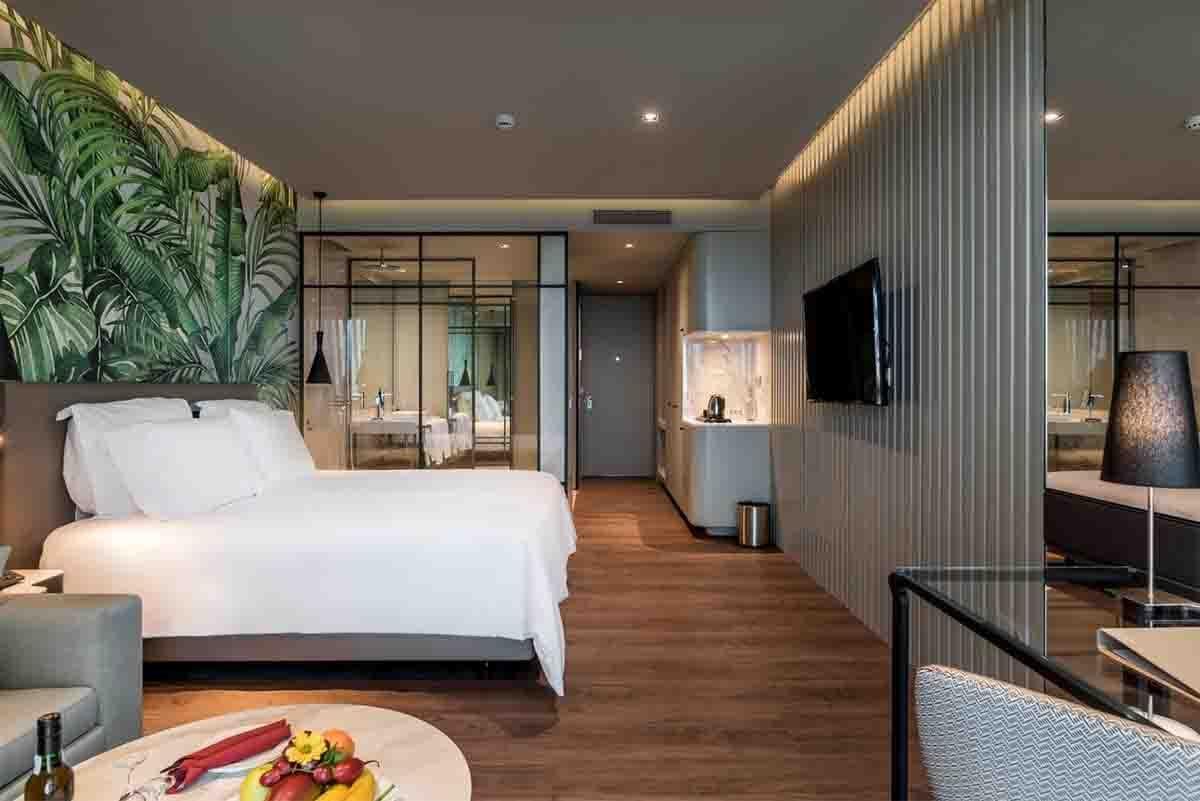 Sensimar Savoy Gardens bedroom