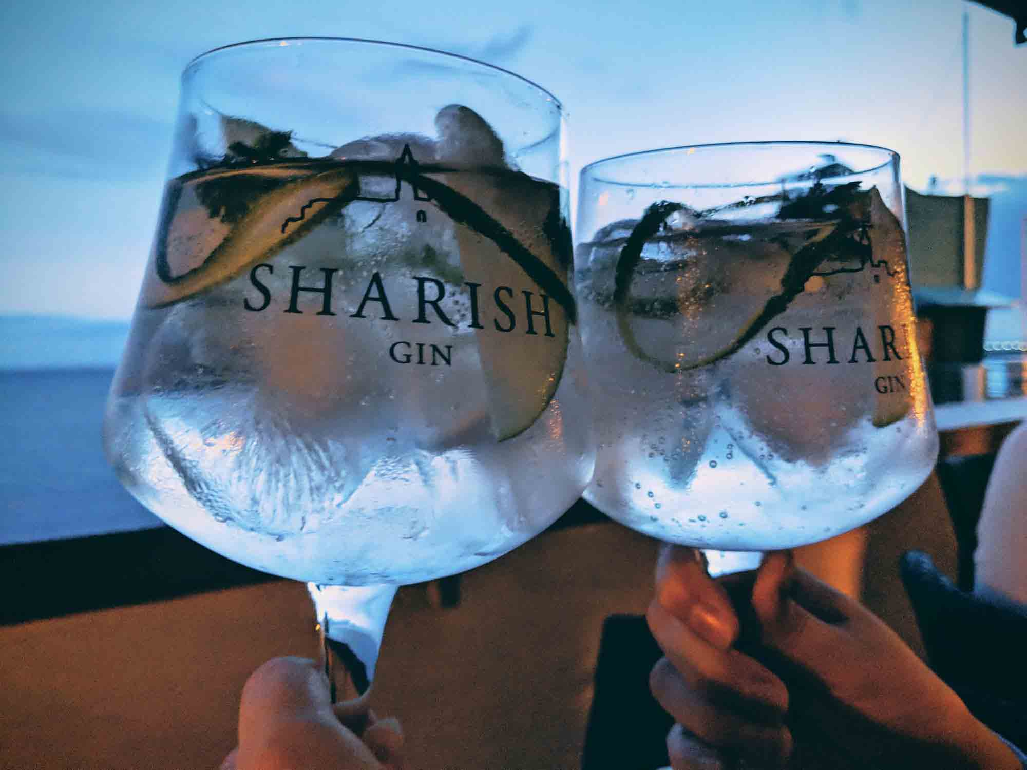 Sharish Gin