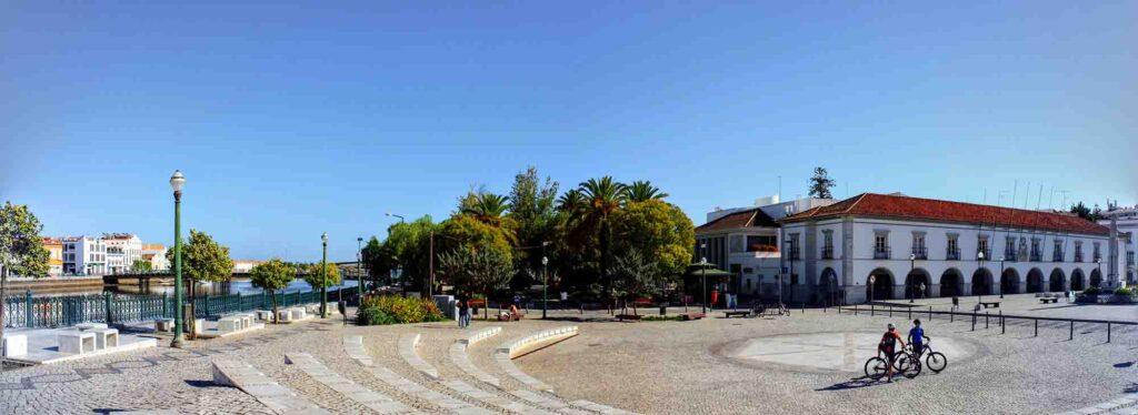 Praça da República Tavira