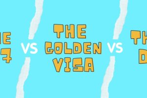 The D7 VS the Golden Visa VS the D2 – Which Portuguese Residency Visa is Right For You?