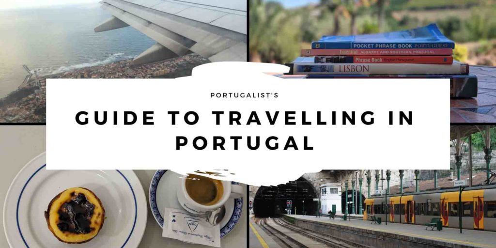 Travel in Portugal header