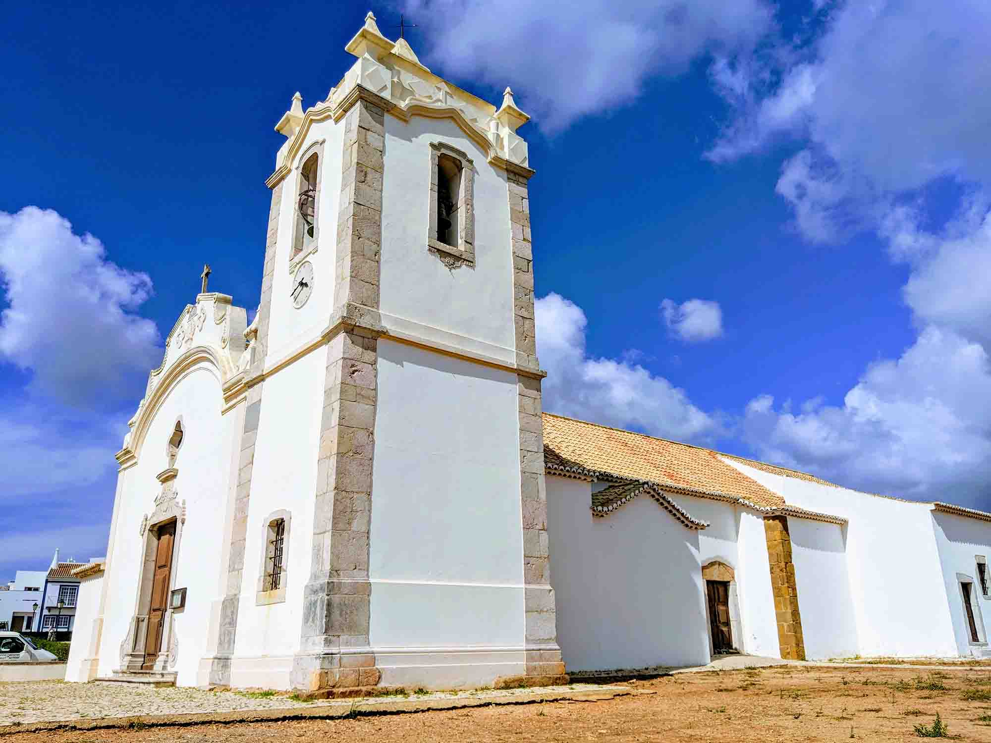 Vila do Bispo Church