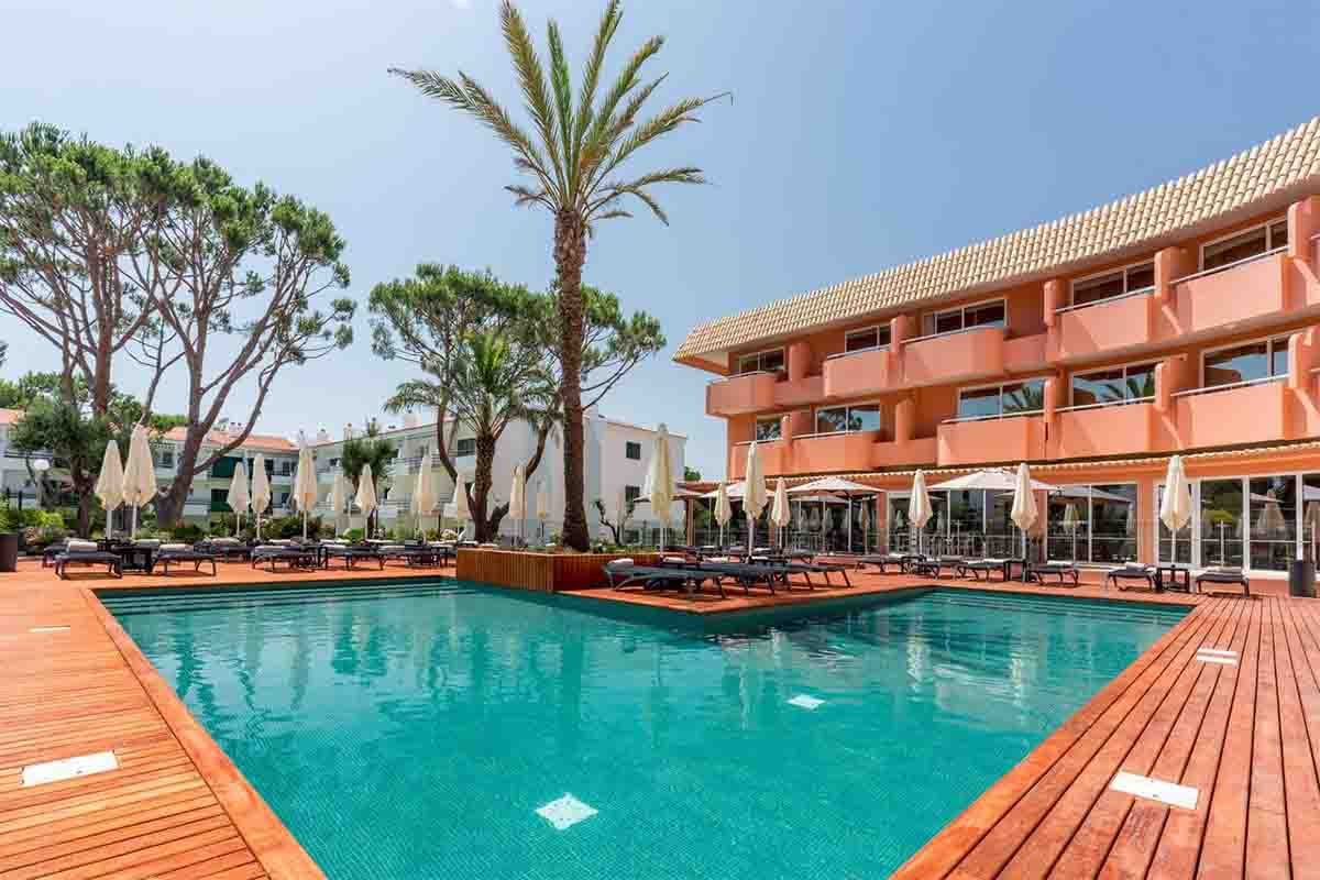 Vilamoura Garden Hotel pool