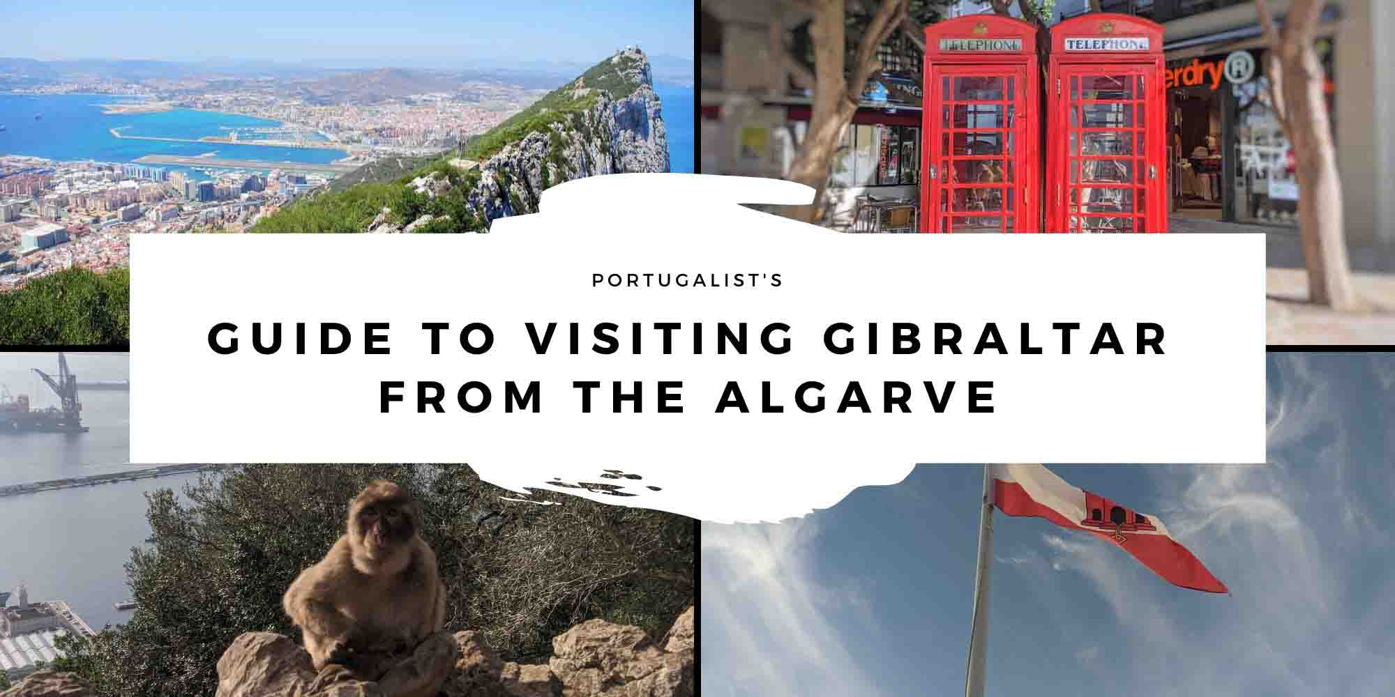 Visiting Gibraltar Header