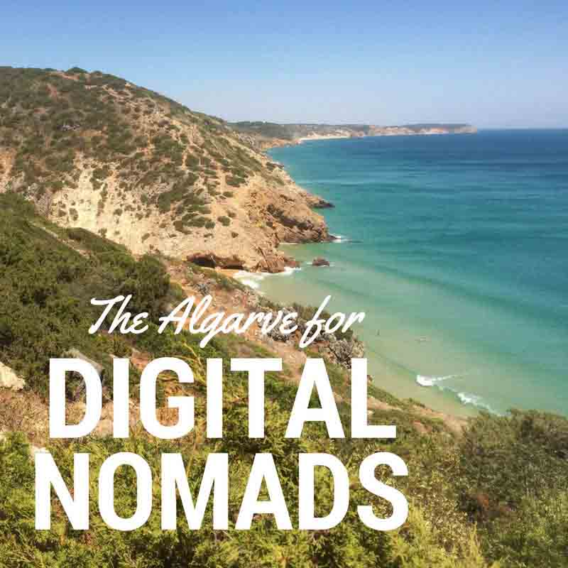 algarve digital nomads