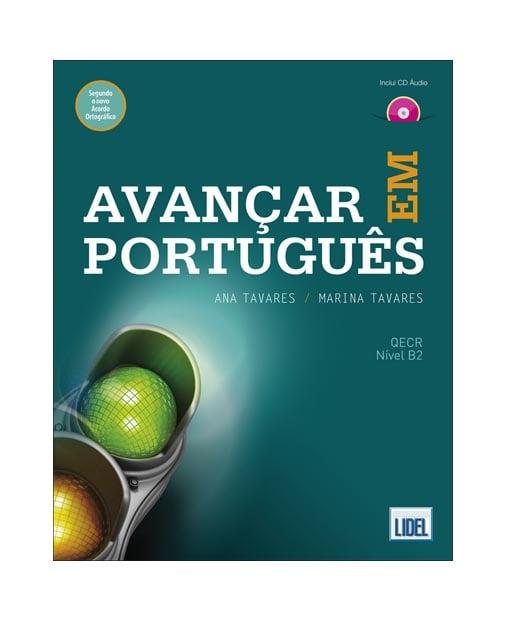 avancar em portugues textbook cover