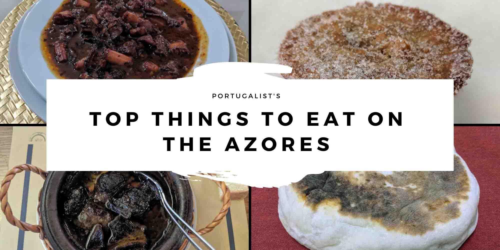 azores food header