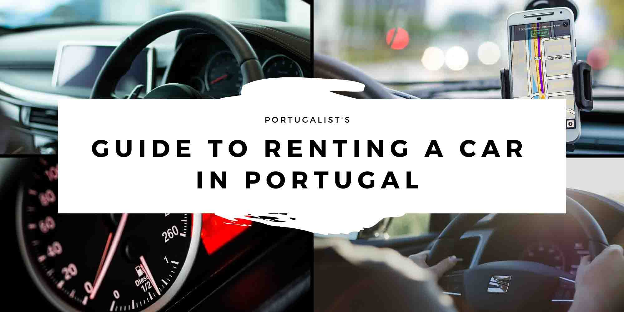 car rental portugal header