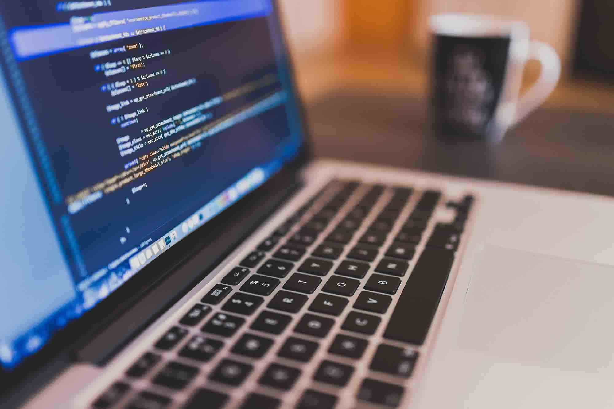 coding and coffee