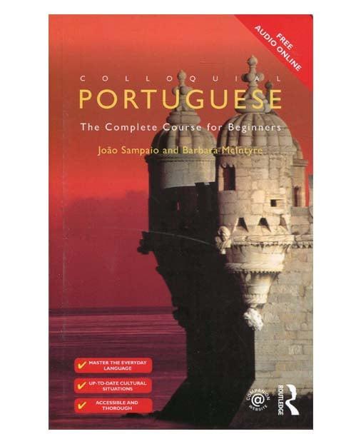 colloquial portuguese textbook cover