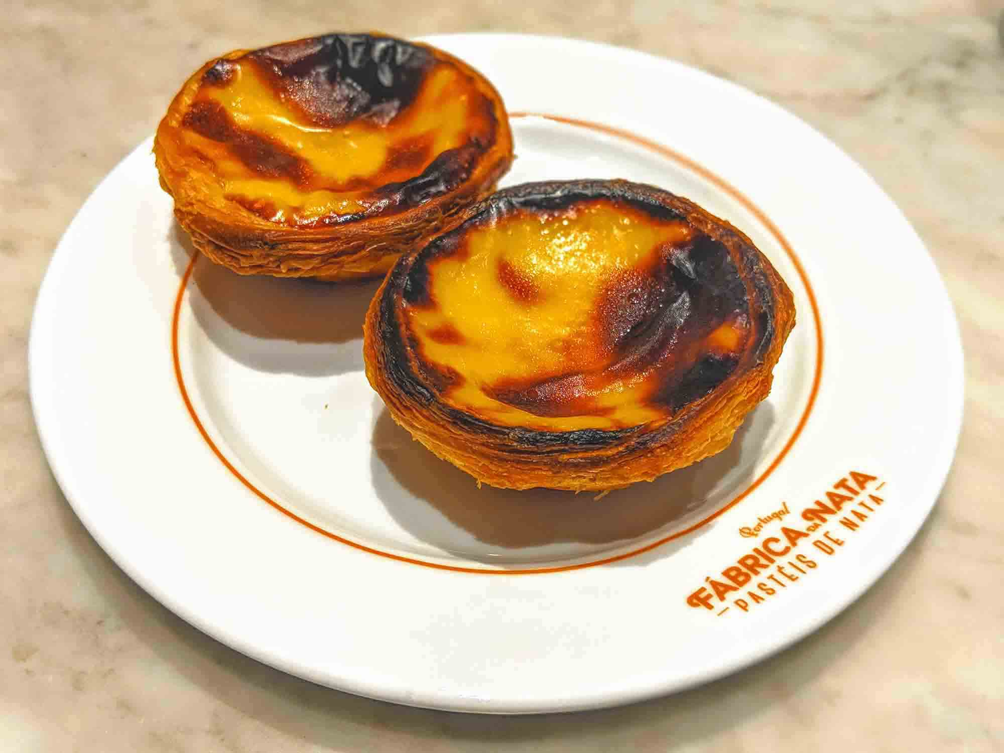 8 Of The Best Places For A Pastel De Nata In Lisbon Portugalist