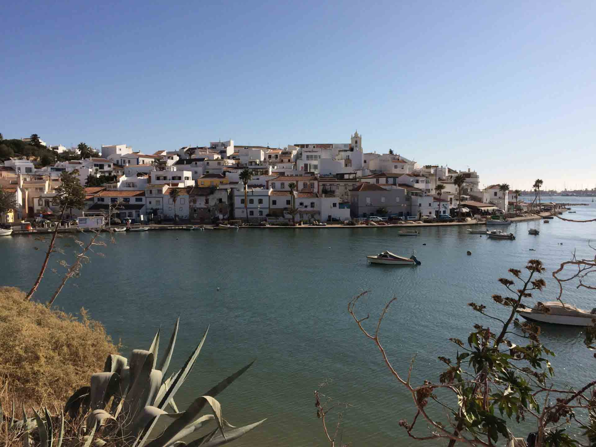 view of ferragudo