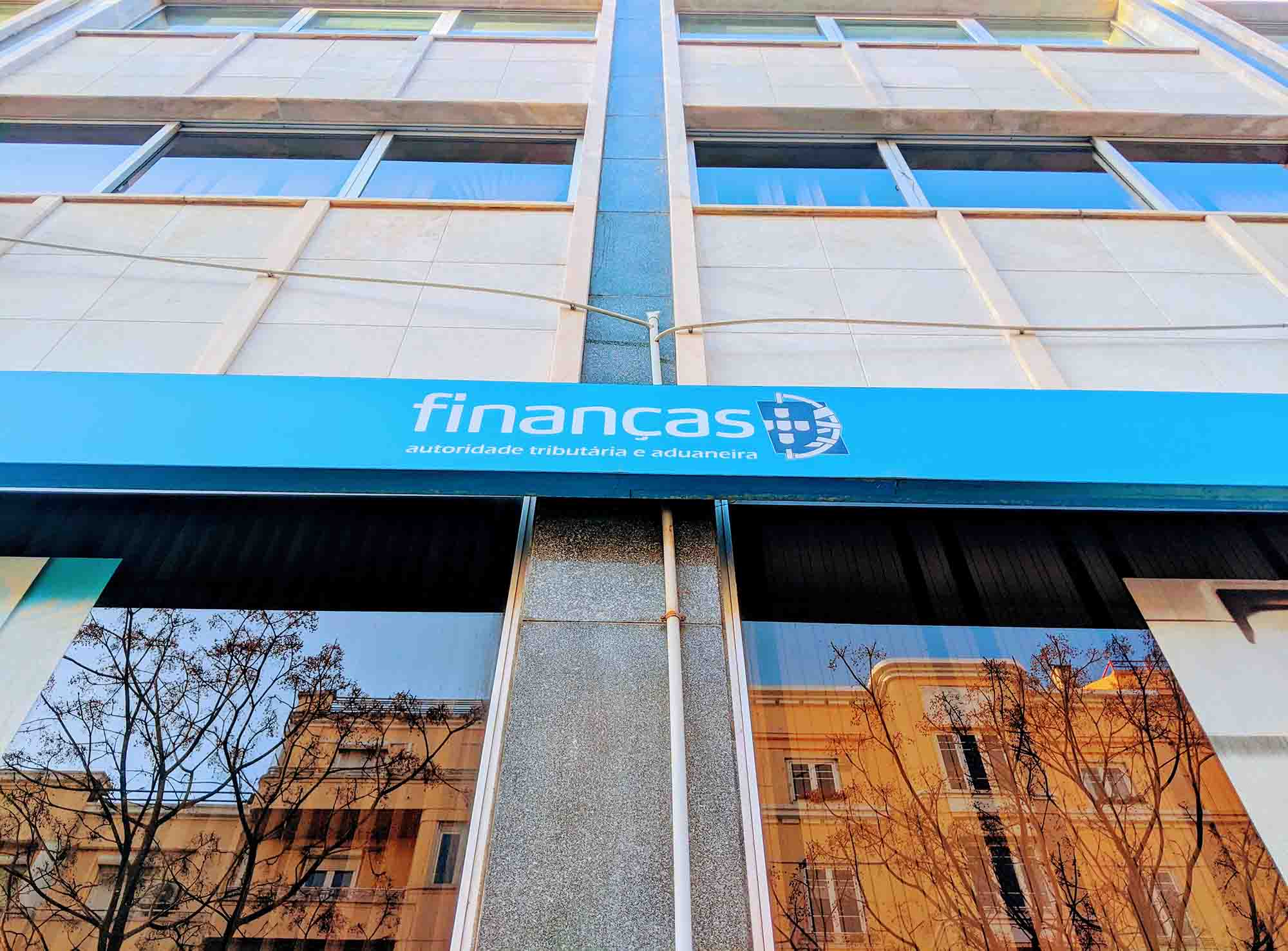 financas building