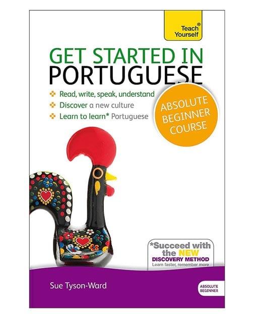 get started in european portuguese