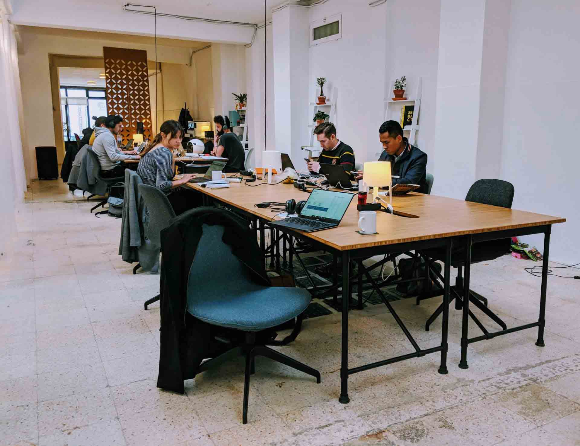 Heden Co-working Space